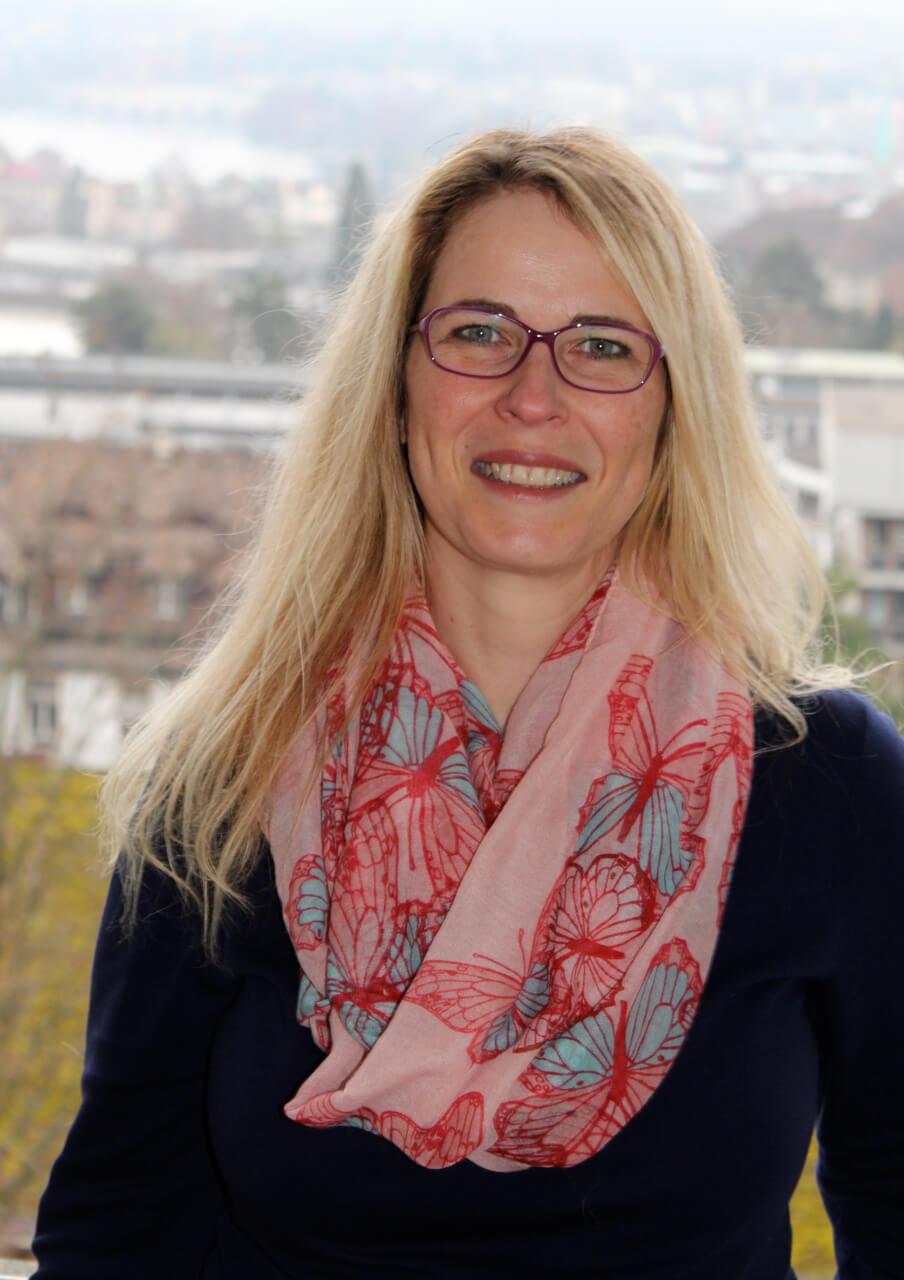 Sandra von Känel Coach gegen Flugangst